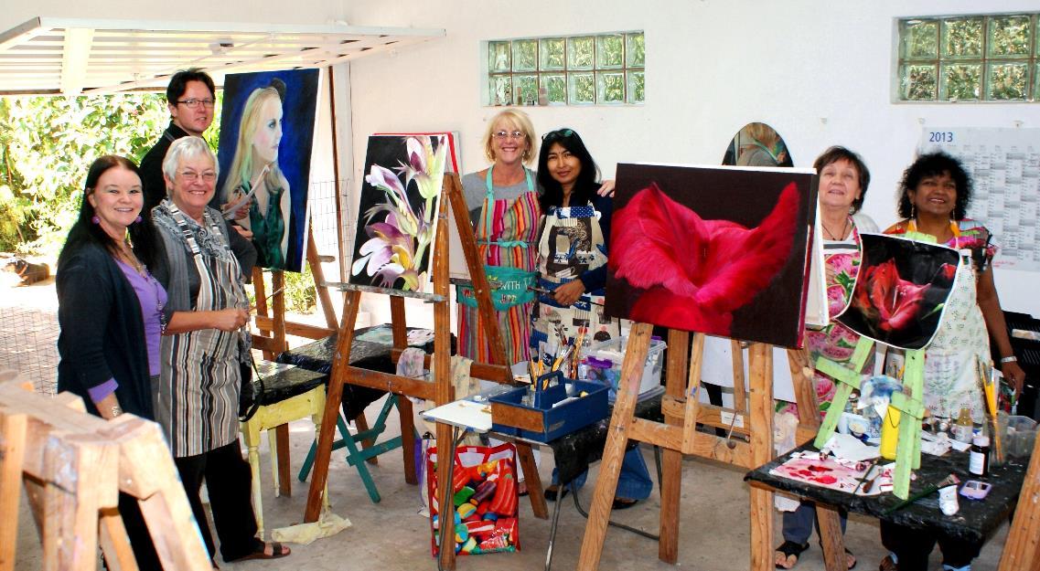 Art classes | CarolArt Studio